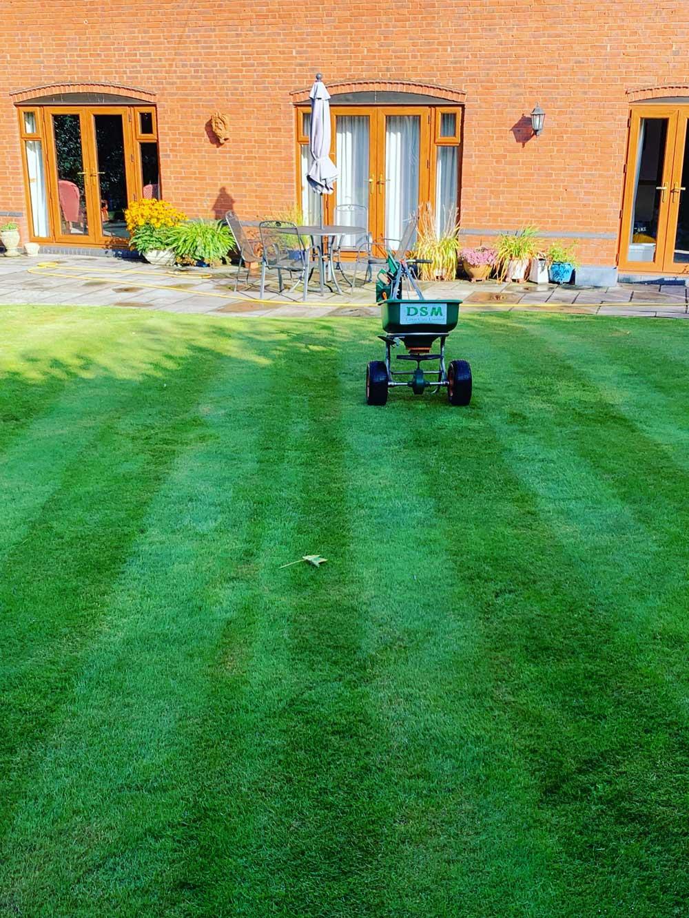 Lawn Treatment 2